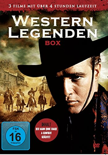 Western Legenden - Box Edition (3 Filme)