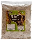 (finger Millet) Ragi atta, più nutriente, senza glutine, regular farina