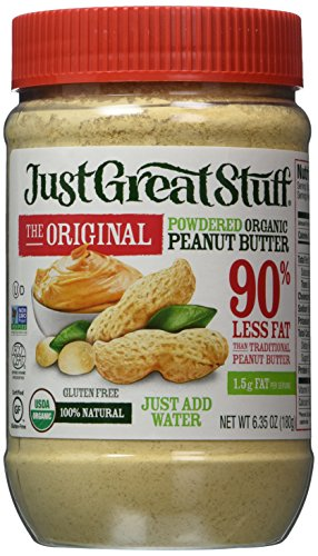 Organic Powdered Peanut Butter - 6.35 Oz.