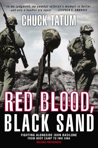 Red Blood, Black Sand: Fighting Alongside John Basilone from Boot Camp to Iwo Jima Test