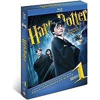 Harry Potter Y La Piedra Filosofal. Nueva Edición Con Libro Blu-Ray