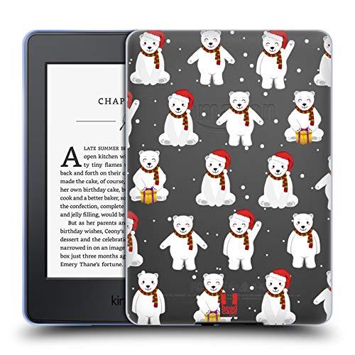 sbär Weihnachten Abbildungen Soft Gel Hülle für Amazon Kindle Paperwhite 3 ()