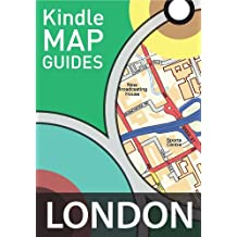 London Map Guide (Street Maps Book 1) (English Edition)