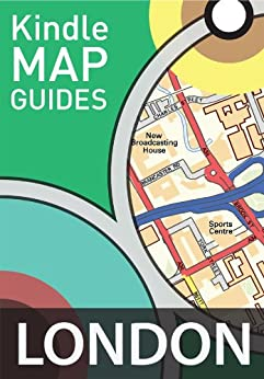 London Map Guide (Street Maps Book 1) (English Edition) par [ Maps International]