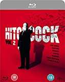 Hitchcock Collection 2 [Edizione: Regno Unito] [Blu-ray] [Import anglais]
