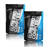 ESN Elite Pro Complex 2 x 1000g Beutel - Geschmack: Lemon-Cake + Lemon-Cake = 2 Kg