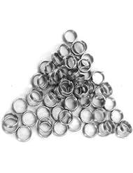 30 anillos plateados para dardos (10 juegos)