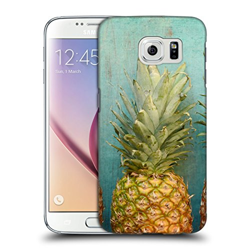 official-olivia-joy-stclaire-pineapples-tropical-hard-back-case-for-samsung-galaxy-s6