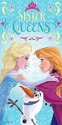 Toalla Frozen Disney por Disney