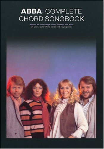 Abba: Complete Chord Songbook by Omnibus Press (October 22,2001)
