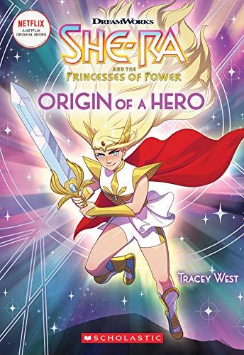 Origin of a Hero (She-Ra and the Princesses of Power) 10 Power Girl