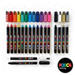 Posca PC-1MR 18 Stylo Set - En �ditio...