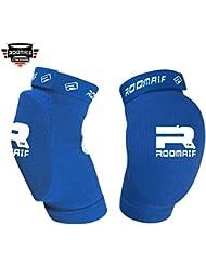 ROOMAIF - Coudière de maintien - Boxe Muay Thai Soutien Coude MMA Coudière Tendinite Musculation Protection Sport Kontact FR