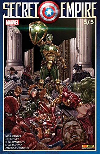 Secret Empire N 5 par Zub Jim