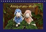 Amigurumi-Welt (Tischkalender 2020 DIN A5 quer): Häkel und Stricktiere (Monatskalender, 14 Seiten )...