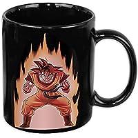 """Taza Daragonball Z con efecto térmico """"Goku"""""""