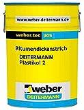 weber.tec 905 - Bitumendickanstrich