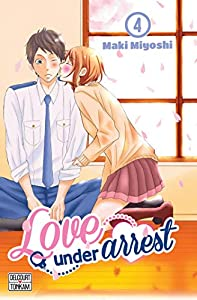 Love under Arrest Edition simple Tome 4