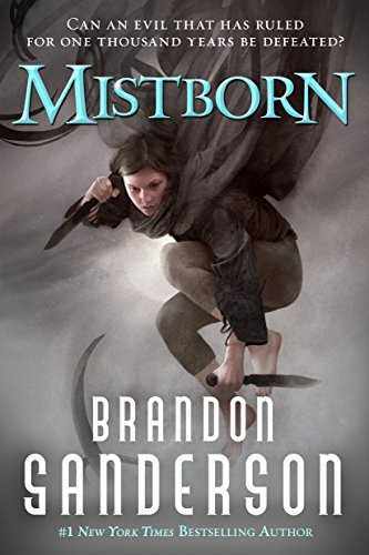 Mistborn: The Final Empire (English Edition)