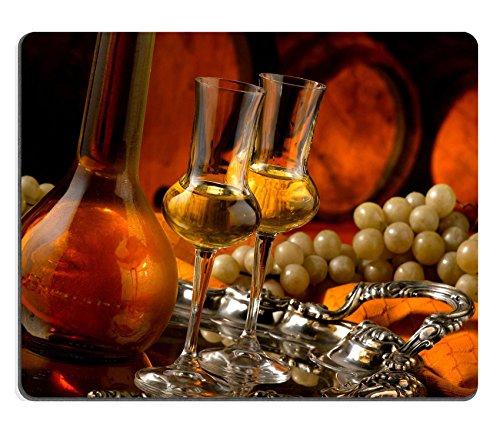MSD Naturkautschuk Mousepad Bild-ID: 27864511Glas Cognac 236