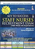 #4: Key To Success Staff Nurses Recruitment Exam (7000+Mcqs With Explanations)