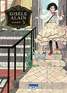 Gisèle Alain Edition simple Tome 5