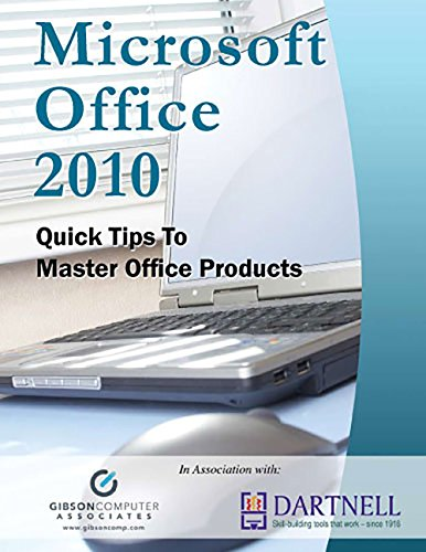 microsoft-office-2010-handbook-quick-tips-to-master-office-products-english-edition
