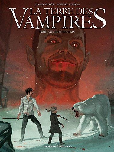 La terre des vampires T03