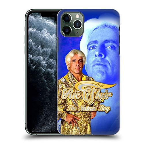 Head Case Designs Offizielle WWE Goldene Robe RIC Flair Harte Rueckseiten Huelle kompatibel mit iPhone 11 Pro Max