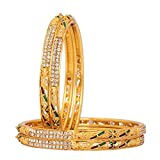 Jaipur Mart 55.00 Grams Gold Plated Mate...