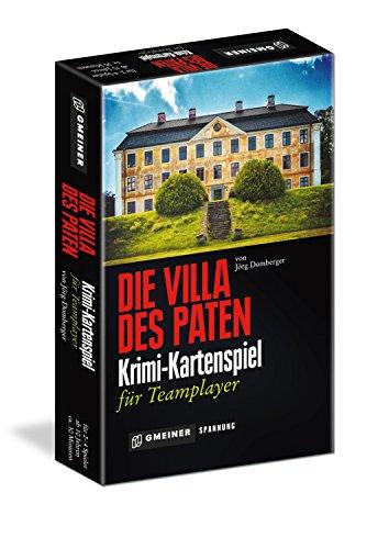 Gmeiner 581574 - Die Villa des Paten, Kriminalspiel