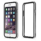 EnGive Bumper Case iPhone 6 Hülle (4.7 Zoll) Schutzhülle Protection Rahmen (iPhone 6, schwarz)