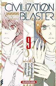 The Civilization Blaster - Zetsuen no Tempest Edition simple Tome 9