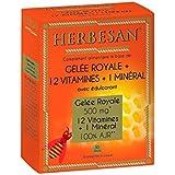 Herbesan-Gelée Royale + 12 Vitamines - Herbesan - 30 comprimés à croquer
