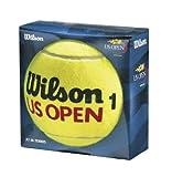 Wilson US Open 5 Mini Jumbo, Pallina Unisex – Adulto, Giallo, Taglia Unica