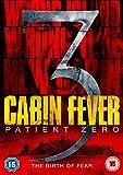 CABIN FEVER 3 - PATIENT ZERO (1 DVD)