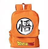 Dragon Ball Z mochila mochila lienzo mochila escolar Dragon Ball...