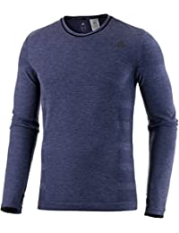 Adidas Adistar Wool Men's Running Shirt Long-Sleeved Functional Shirt Long Sleeves