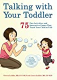 A HANDY PARENT'S GUIDE THAT TURNS PROFESSIONAL LANGUAGE DEVELOPMENT INTO CHILD'S PLAY Are you concerned that your child is not verbalizing? The solution may be as simple as a game. Talking with Your Toddler teaches you how to stimulate speech using e...