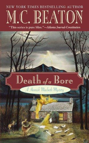Death of a Bore (Hamish Macbeth Mysteries)