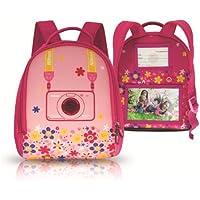 Nikon CS-L06 - Zaino in neoprene per COOLPIX S30, colore: Rosa