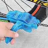 Saflyse Fahrrad Kettenreinigungsgerät Kettenreiniger Waschen Tool für alle Arten von Fahrrad