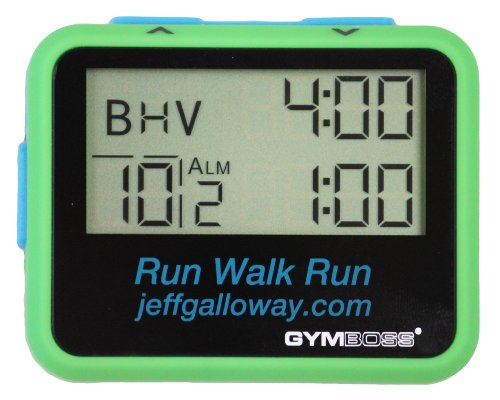 Gymboss Interval Timer – Stopwatches