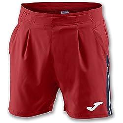 Joma Granada Pantalones Cortos, Hombre, Rojo, M