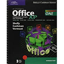 Microsoft Office XP: Introductory Concepts and Techniques (Shelly Cashman Series)