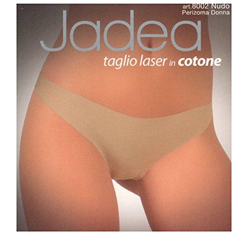 Perizoma taglio laser in cotone invisibile confezione 3 pezzi Sabbia