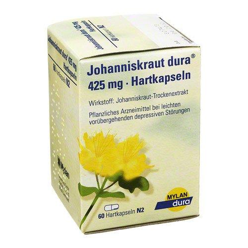 Johanniskraut dura 425mg 60 stk