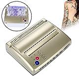 Máquina de Tatuaje Copiadora A5 A4 tatuaje copiadora transferencia térmica Stencil papel impresora máquina(EU)