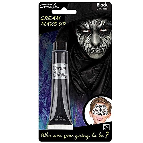 Amscan International 9901394 28 ml Make Up - Make-up Halloween-lächeln,