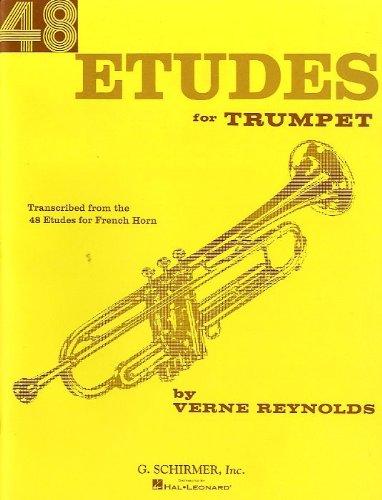 verne-reynolds-48-etudes-for-trumpet-for-tromba
